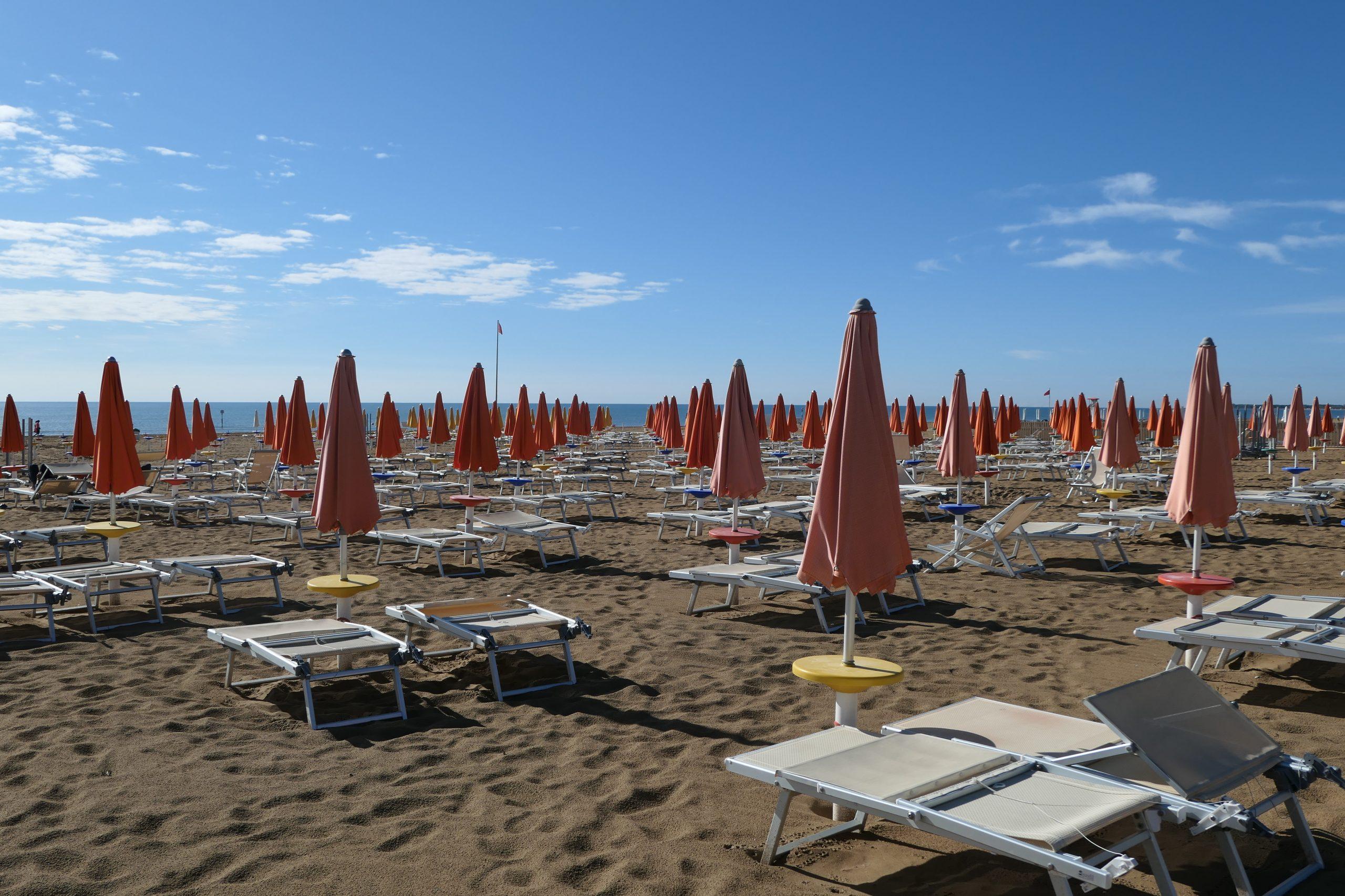 Lignano Sabbiadoro spiaggia